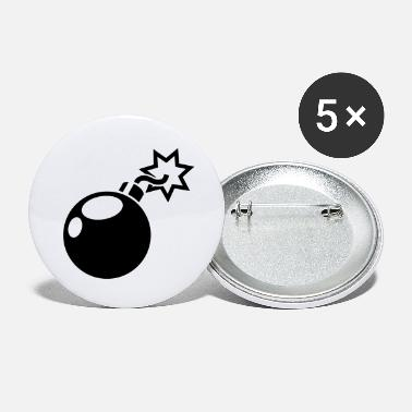 Bomb bomb - Large Buttons