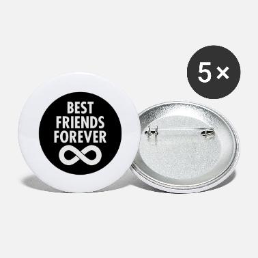 Best Friends Infinity Best Friends Forever (Symbol) - Large Buttons