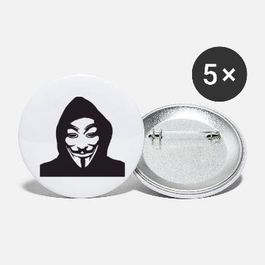 Anonyous Anon - Large Buttons