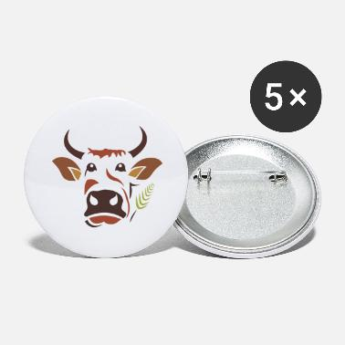 Cow Cow Cow - Large Buttons