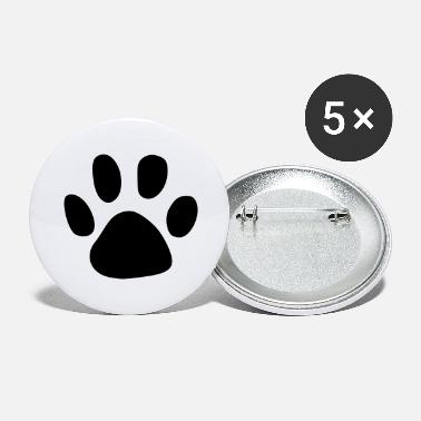 Paw paw - Large Buttons