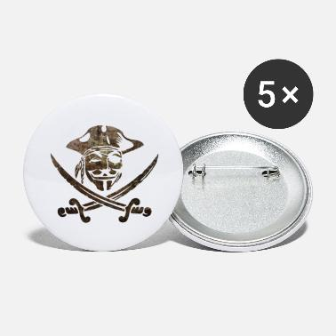 Digital Pirates - Large Buttons