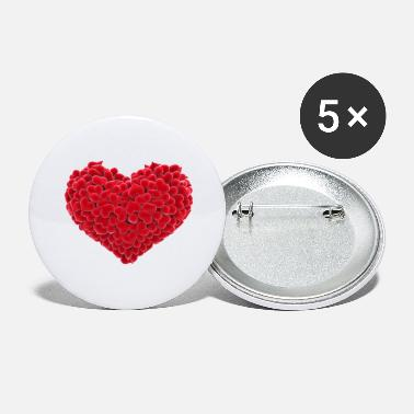Love Heart Love Heart - Large Buttons