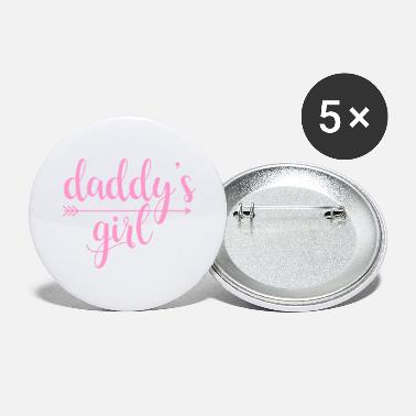 daddy's girl - Large Buttons
