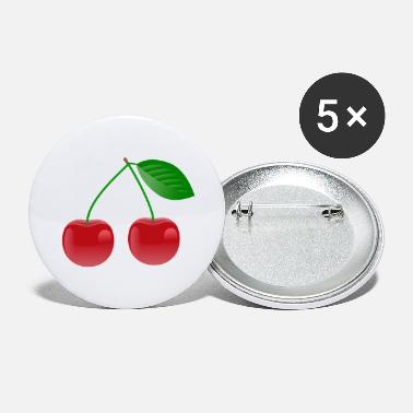 Cherry Cherry - Large Buttons