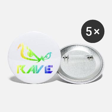Rave rave - Large Buttons