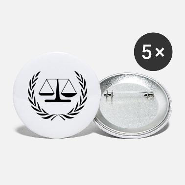 Court Criminal Court - Large Buttons
