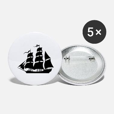 Sailboat Sailboat - Large Buttons