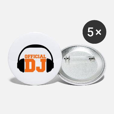 Jokey Official DJ - Large Buttons