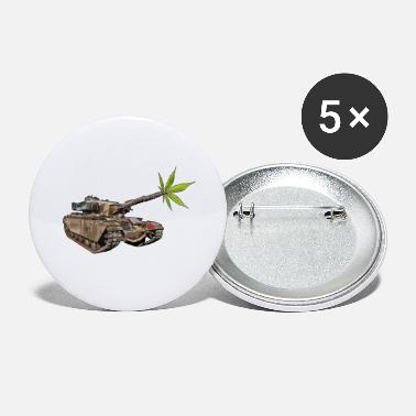 Cannabis Tank - Large Buttons