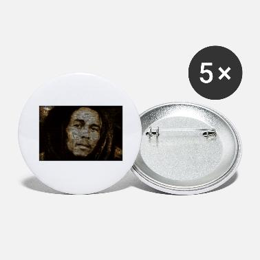 Rasta rasta - Large Buttons