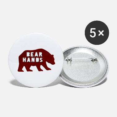 Bear Hands - Large Buttons