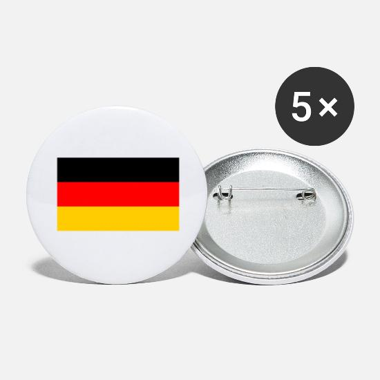 Love Buttons - germany - Large Buttons white