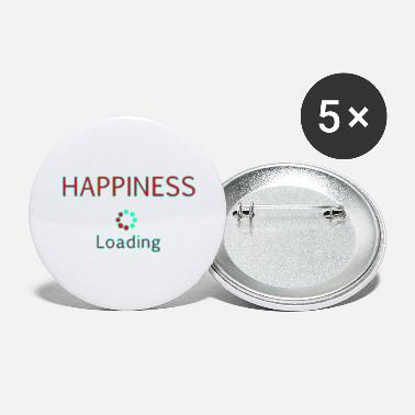 Nice Happiness loading title text quotes - Large Buttons