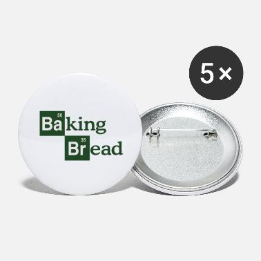 Skyler Baking Bread - Large Buttons