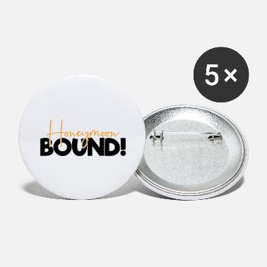 Bound HONEYMOOW BOUND - Large Buttons