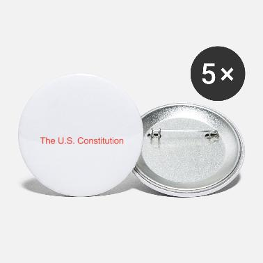 RIP US Constitution Front - Large Buttons