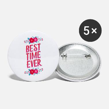 Shade Best Time Ever: Keep your best moments in memory - Large Buttons