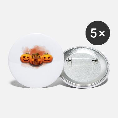 Trick Or Treat Trick Or Treat - Large Buttons
