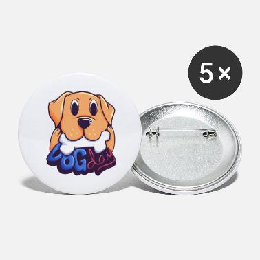Mistress Dogday dog owners Pet Friend - Large Buttons