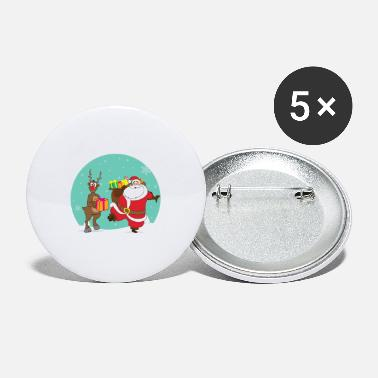 Adorable Reindeer Adorable Reindeer - Large Buttons