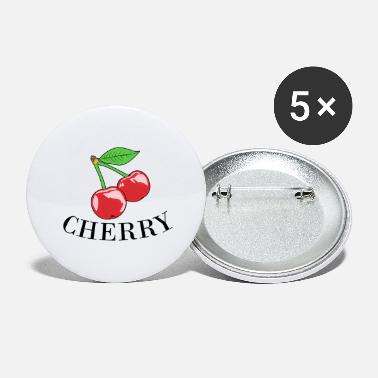 Cherry Cherry cherry - Large Buttons