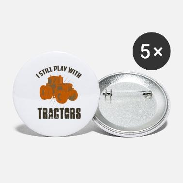 Funny Farm Farming - Large Buttons
