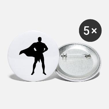 Superhero superhero - Large Buttons