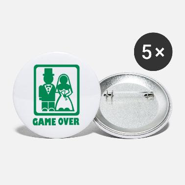 Game Over Game over - Large Buttons