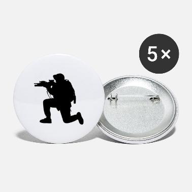 Grenadier Modern Army Soldier - Large Buttons