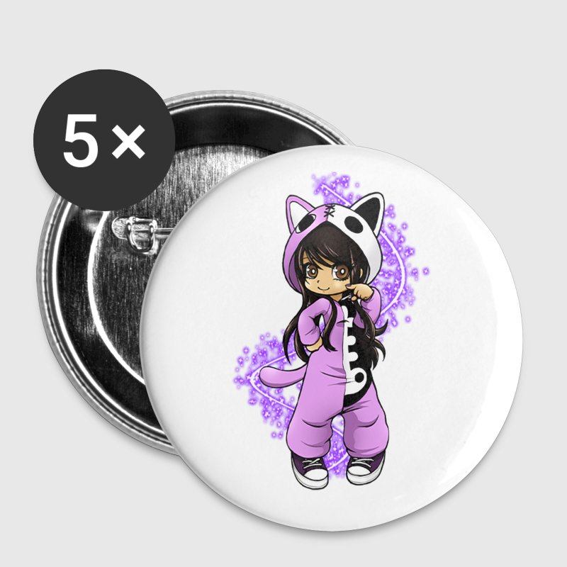 aphmau - Large Buttons