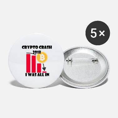 Crypto Crash 2018 - Large Buttons