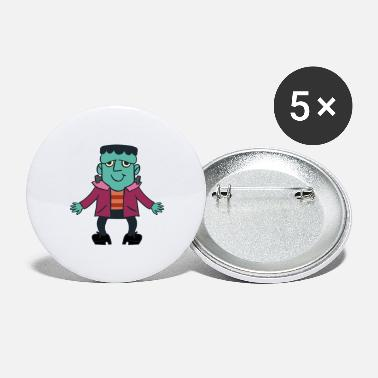 Monster Monster - Large Buttons