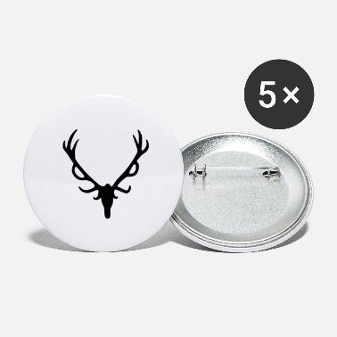 Antler Antlers - Large Buttons
