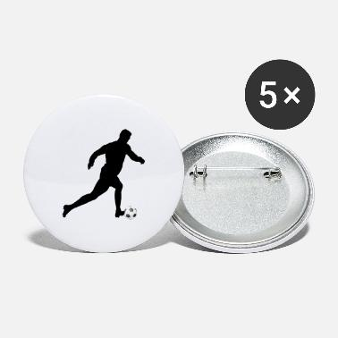 Soccer Player Soccer Player - Large Buttons