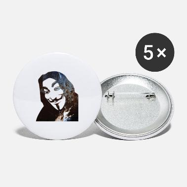 Anonyous Anonymous - Large Buttons