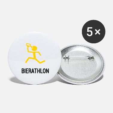 Beerathlon Bierathlon / Beerathlon,beer bottle Beer alcohol ✔ - Large Buttons