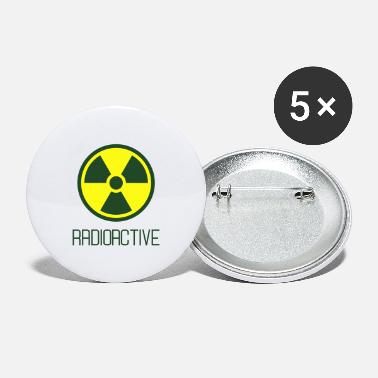 Radioactive radioactive - Large Buttons