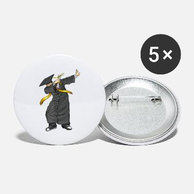 High School Graduate Graduation Graduation High School Graduation 2021 - Large Buttons