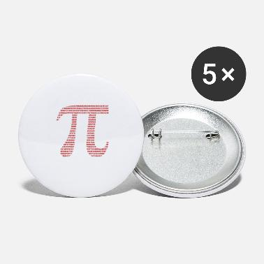 Pi Pi Day Clothing - Large Buttons