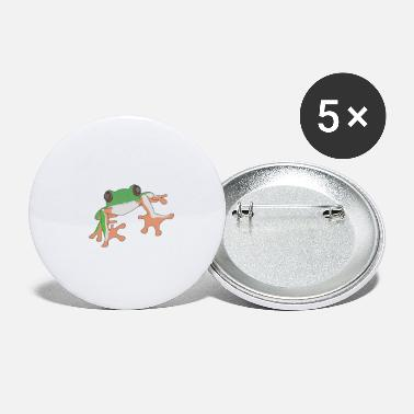 Tree Frog - Large Buttons