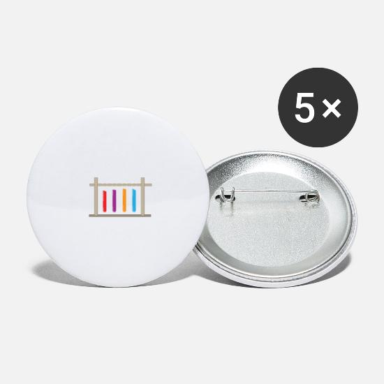 Magic Buttons - Chemistry - Large Buttons white