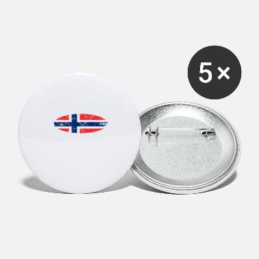 Norway Norway - Large Buttons