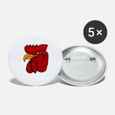 Rooster Rooster - Large Buttons