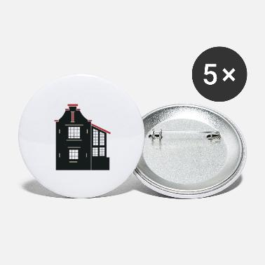 House House - Large Buttons