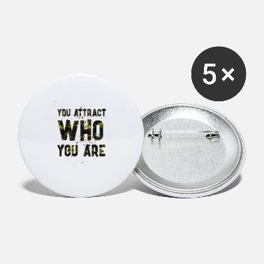 Attractive You attract - Large Buttons