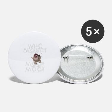 Moon Moon Moon - Large Buttons