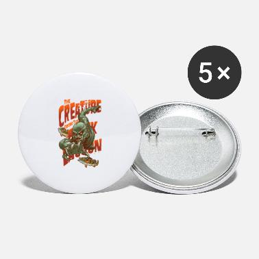 Creature The Creature - Large Buttons