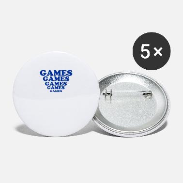 Game Games Games Games - Large Buttons