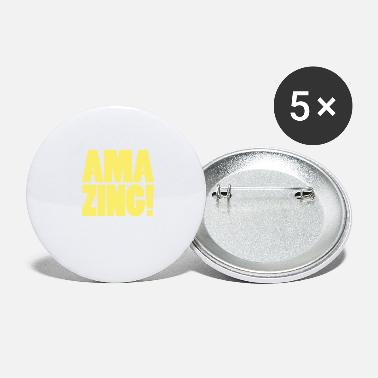 Amazing Amazing - Large Buttons